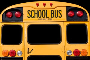 back-of-a-yellow-school-bus