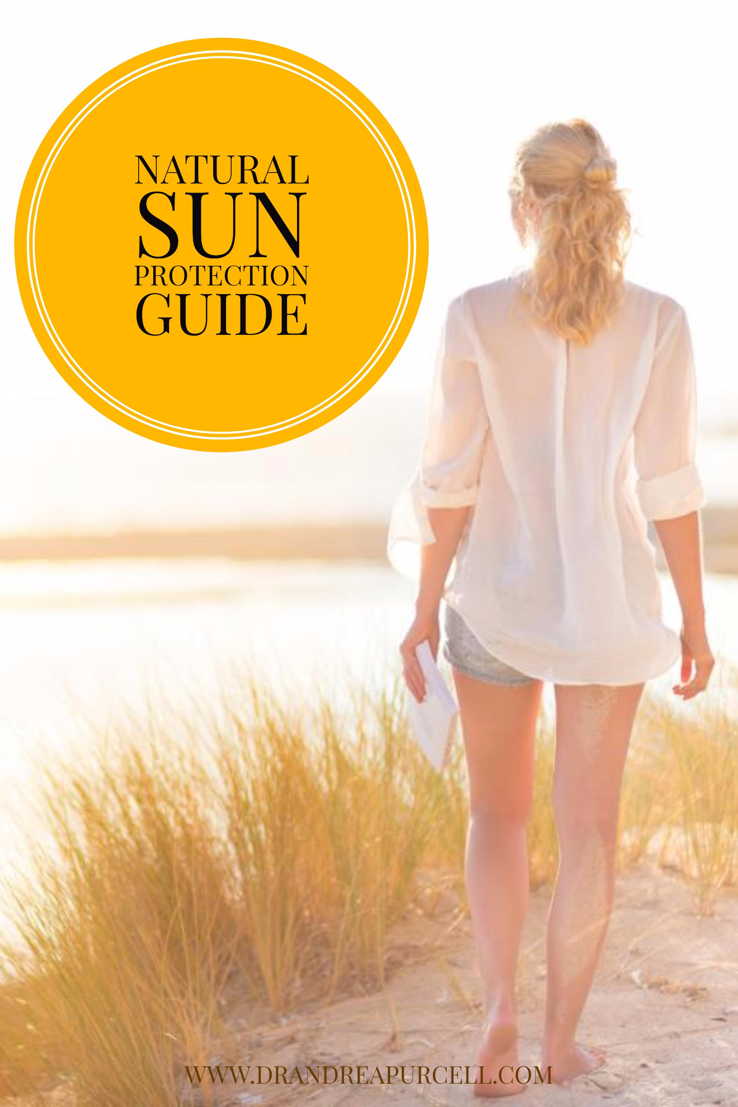 Dr. Purcell's Top 4 Sun Protection Tips for Summer