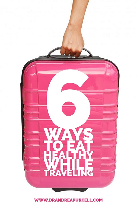 Healthy Food Packing Tips for Air Travel